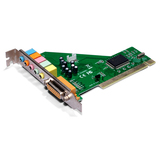 C-MEDIA 5.1 CHANNEL PCI SOUND CARD WITH GAME PORT_CMI8738-6ch
