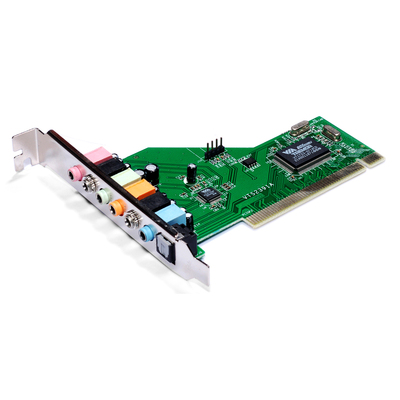 C-MEDIA USB2.0 to 3D Audio Sound Card Adapter Virtual 7.1CH_CMI8768